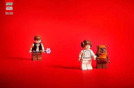 LEGO広告