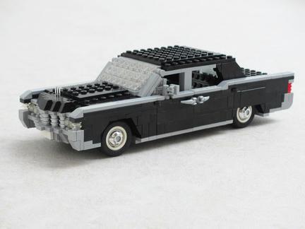 LEGOリンカーン・コンチネンタル