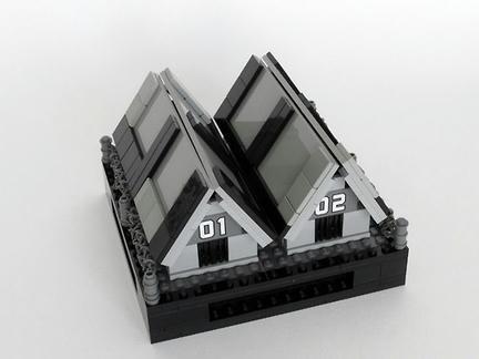レゴ収容所