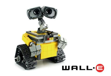 LEGO WALL・E