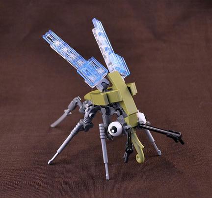 LEGO蚊