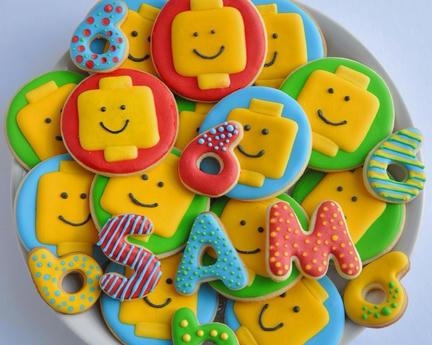 レゴ・クッキー