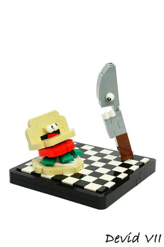 LEGOサンドイッチ殺害事件
