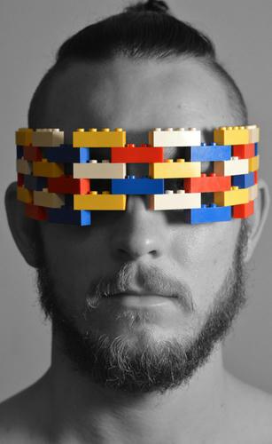 LEGO眼鏡?