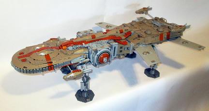JML-2500採鉱船