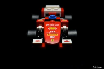 LEGOフェラーリF138