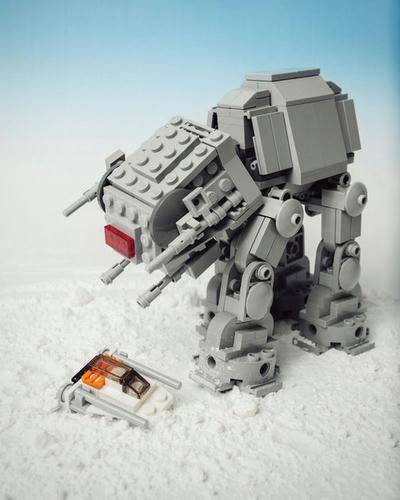 LEGO仔AT-AT