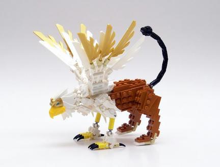 LEGOグリフォン