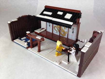 レゴ・キル・ビル