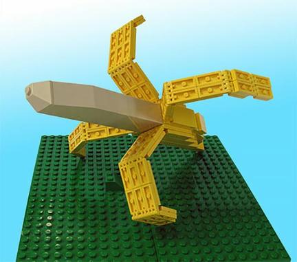 LEGOバナナ