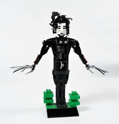 LEGOシザーハンズ