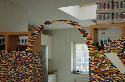 レゴでリフォーム
