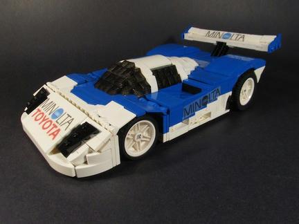 LEGOトヨタ88C-V