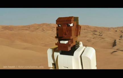 LEGO『スター・ウォーズ エピソード7』