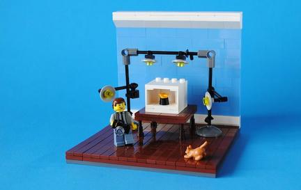 LEGO物撮りジオラマ