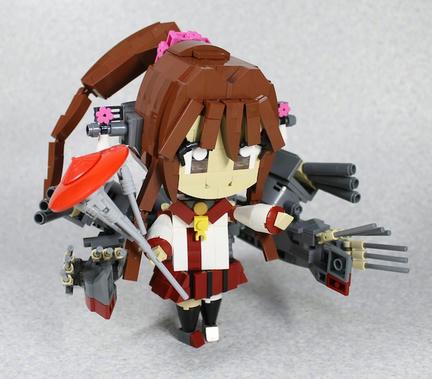 LEGO艦これ大和