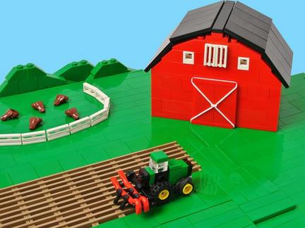 LEGO農場