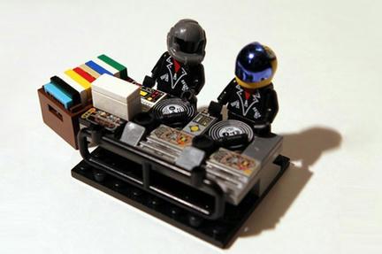 LEGOダフト・パンク