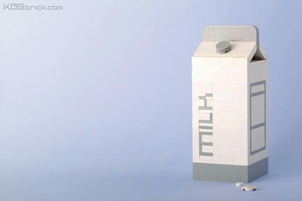 LEGOミルク