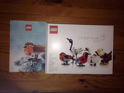 LEGO鳥セット