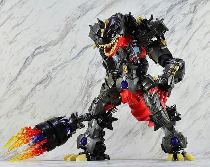 LEGOバイオニクルのアレンジ作品