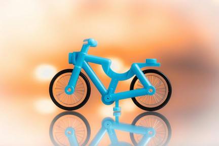 LEGOの自転車