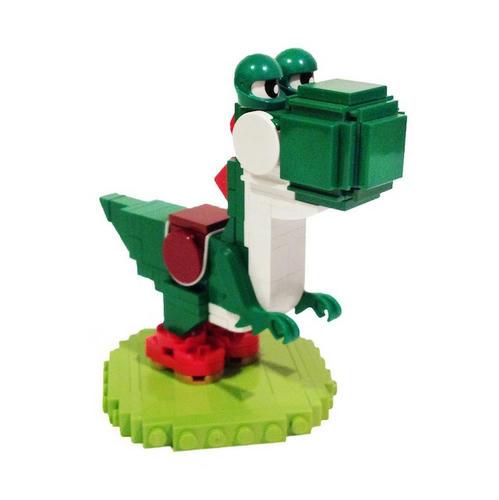 LEGOヨッシー