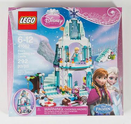 LEGOアナ雪(本物)