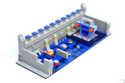 LEGOザクソン