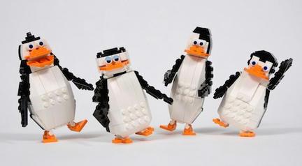 LEGOペンギンズ