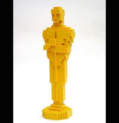 LEGOオスカー像