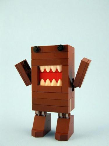 フル稼働?LEGOどーもくん