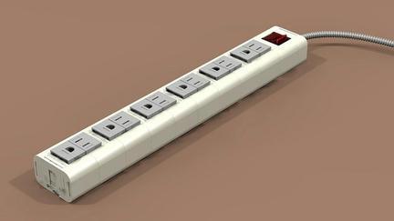 LEGO電源タップ