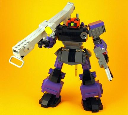 LEGOドム