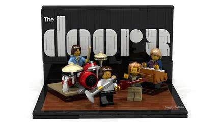 LEGOドアーズ