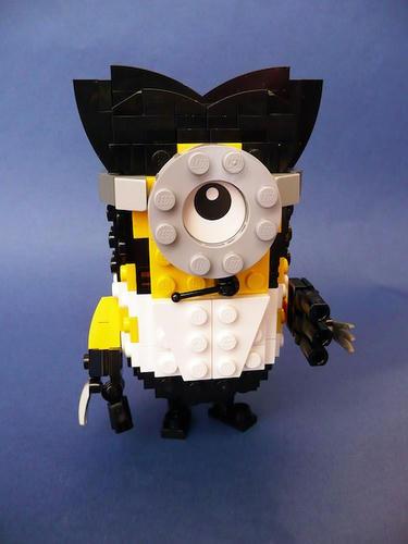 LEGOミニオン・ウルヴァリン