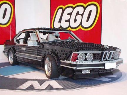 LEGO BMW635