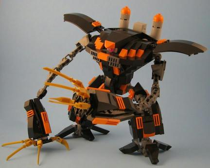 LEGOハイゴッグ