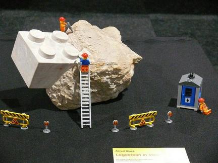 LEGO発掘中?