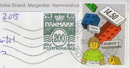LEGO切手