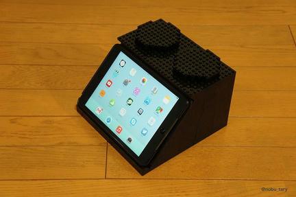 LEGO製iPad miniスタンド