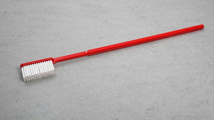 LEGO歯ブラシ