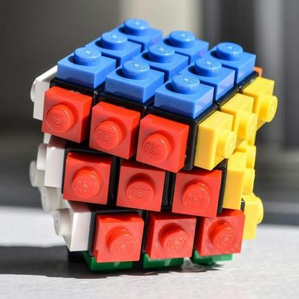 LEGOルービックキューブ