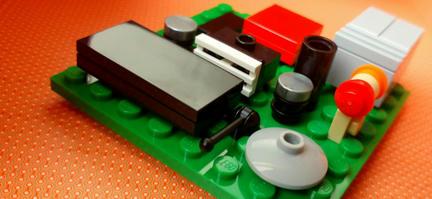 LEGO回路基板