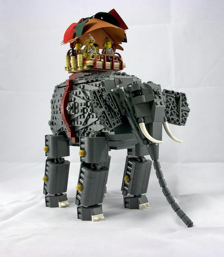 LEGO八十日間世界一周