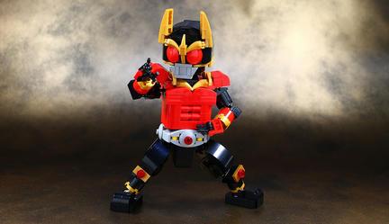LEGO仮面ライダークウガ