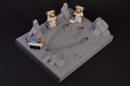 LEGO NASAが何かを発見!