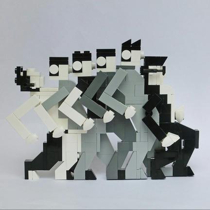 LEGOマッドネス