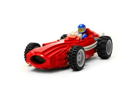 LEGOマセラティ250F