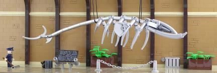 LEGO自然科学博物館